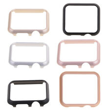 Protective Aluminium Alloy Case Cover Frame Bumper Shell for Apple Watch 1 2