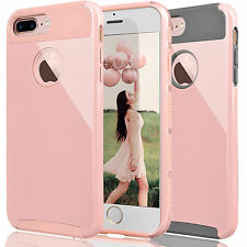 Luxury Ultra Slim Thin Shopckproof PC Rubber Hard Case Cover For IpHON