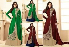 pakistani Indian Bollywood Designer Salwar Kameez anarkali suit dress FASHION c2