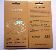 A-Full Body 360 D Screen Guard Scratch protector For Apple Samsung Sony Redmi Mi