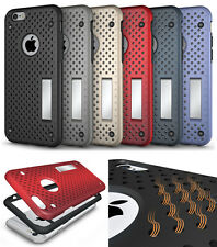 NEW AIR NET HEAT DISSIPATION CASE COVER STAND FOR APPLE iPHONE 6 6s (4