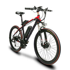 Cyrusher Updated 21 Speed Electric Bike Man Mountain Bike 240W 36V 15AH