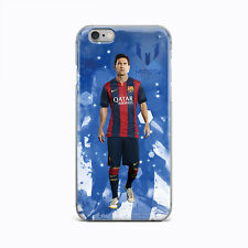 Messi Barcelona Ultra Thin Rubber Gel Silicone Case For Apple iPhone 5