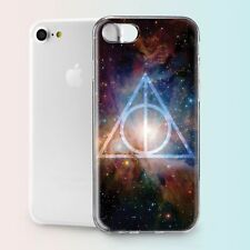 Potter Illusion Space TPU Silicone Cover Case Back Apple iPhone 4s 5 6