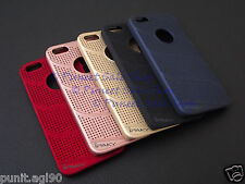 Net Mesh Hard Back Shell Case Cover For Apple iPhone 5 5S 5G SE