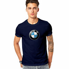 Men Printed Cotton tshirt /t shirt - BMW Logo Printed T Shirt 2