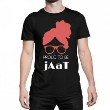 Men Printed Cotton tshirt /t shirt - Jaat Swag T Shirts Proud To Be Jaat JS09