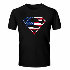 Men Printed Cotton tshirt /t shirt Super America Printed T Shirt