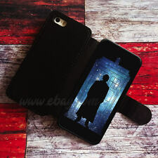 Tardis doctor who Shadow Wallet iPhone cases Shadow Samsung Wallet Pho
