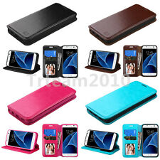 Motorola Moto E4 / G5 Case PU Leather Flip stand Wallet Pouch protecti