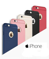For Apple iPhone 5/5S/SE Premium Anti Skid Soft Back Cover with Dust Plugs