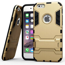 "2 in 1 Combo Armor Best Impact Hard Case Cover For iPhone 6S 4.7""/6S P"
