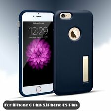Fashion Defender Rugged Kickstand Matte Case Cover For Apple iPhone 6