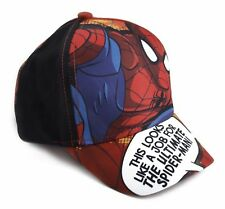 CM311 ROSSO Spiderman cappello da MARVEL retail