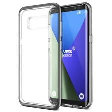 VRS Design Crystal Bumper Series Clear Slim Case for Samsung Galaxy S8+ Plus JE