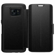 OtterBox Strada Series Premium Leather Folio Case for Samsung Galaxy S7 Edge JE