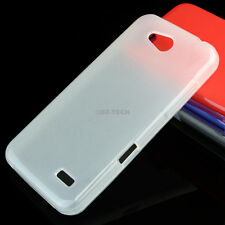 For ZTE Speed Boost Mobile Ultra Thin Slim TPU Gel Skin Case Matte Cov