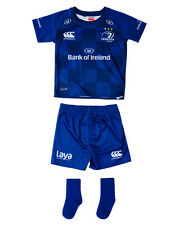 Canterbury Official Leinster Infant Rugby Home Mini Kit - 2017/18