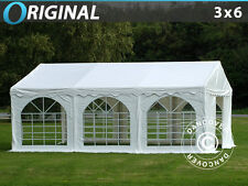 Dancover Tendone per Feste Original 3x6m PVC, Gazebi Giardino Party