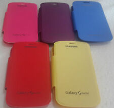 Flip Cover for Samsung Trend Duos / S Duos S7562 / s7582, Choose Color