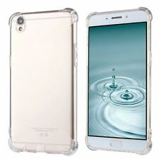 Sony Xperia XA1 Ultra Luxury Silicon Transparent Shockproof Edge Back Case Cover