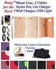 For Samsung Galaxy NOTE 8 note8 Mosaic Press Wallet Case Stand Pouch F