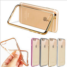 100% Original For Apple iPhone 6/6s Slim Fit Protective TPU Back Case Cover Skin
