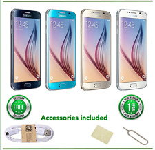 Samsung Galaxy S6 G920, 32/64/128GB, Unlocked, All Colours, VARIOUS CONDITIONS
