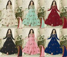 Pakistani Indian Salwar Kameez Anarkali Gown Wedding wear Muslim dress Avon2