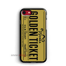 Willy Wonka iPhone Cases Chocolate Samsung Galaxy Case Factory Ticket