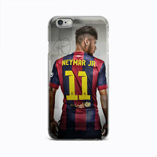 Neymar Soccer Ultra Thin Rubber Gel Silicone Case For Apple iPhone 5 6