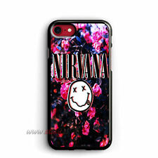 Nirvana Flower iPhone Cases Nirvana Flower Samsung Galaxy Phone Cases
