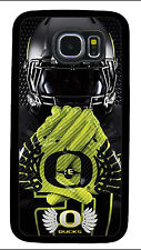 OREGON DUCKS FOOTBALL PHONE CASE FOR SAMSUNG NOTE GALAXY S3 S4 S5 S6 S