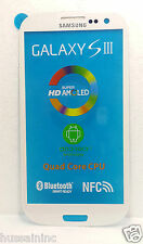 Front Outer Screen Glass Replacement for Samsung Galaxy S3 Slll i9300.