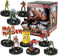 IRON MAIDEN - 2013 HeroClix by W!zkids full 9 piece set ~New~