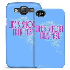 Gilmore Girls Life's Short, Talk Fast Phone Case for iPhone and Galaxy