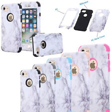 For Apple iPhone 5 5s SE 6 6s 7 Plus Fashion Pattern Thin Silicone Rub
