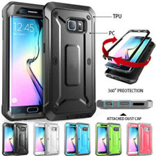 Shockproof Heavy Duty Belt Clip Holster Cover Case for Samsung Galaxy