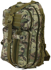 KOMBAT UK DELTA PACK 30 LITRE ARMY MODULAR BACKPACK MOLLE ASSAULT RUCKSACK BTP