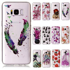 New Pattern Rubber Soft TPU Silicone Phone Case Cover For Samsung Gala