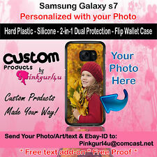 Custom Personalized Photo Picture Phone Case Cover For Samsung Galaxy