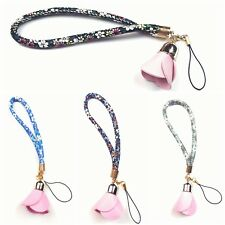 Spirius Flowers Wrist Lanyard strap Phone Holder/ MP3/ Camera / Keyring