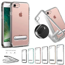 Colorful Hard Bumper Soft TPU Rubber Clear Phone Case For Apple iPhone