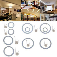5730 Round LED Module Board Replacement Ceiling Lamp Light Bulb White/Warm White