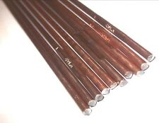 GAS WELDING RODS. COPPER COATED. 330mm/495mm 1.6mm - 3.2mm.