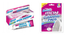 Duzzit Hot Iron Cleaner Tube & Iron Cleaning Pads Keep your iron clean Home New