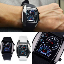 Mens Stainless Steel Wrist Watch Digital Watches Sport Gift Analog Quartz