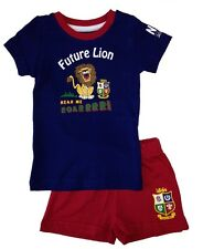 British and Irish Lions Rugby Baby Roaring Lion Sleep Set | 2017 Tour | Navy