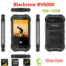 4.7'' Blackview BV6000 4G Smartphone Android 7.0 OCTA CORE 3G + 32G 13MP