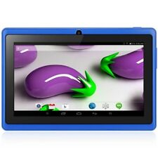7'' Q88H A33 Tablet PC Android 4.4 WVGA Schermo Quad Core 512M+8G WiFi Bluetooth
